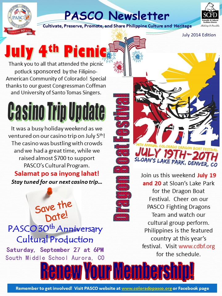 2014-07-01 PASCO Newsletter