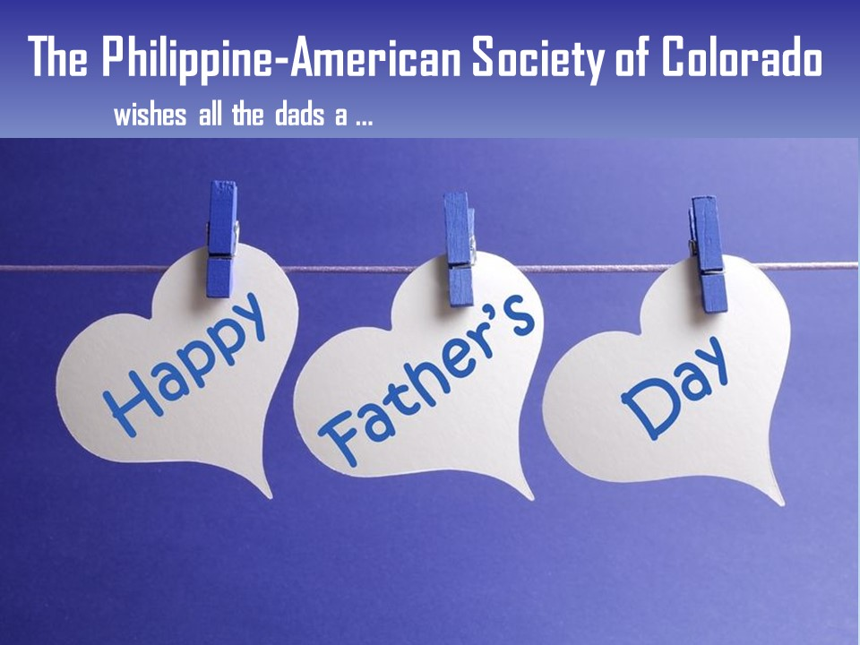 2016 Father's Day Greeting